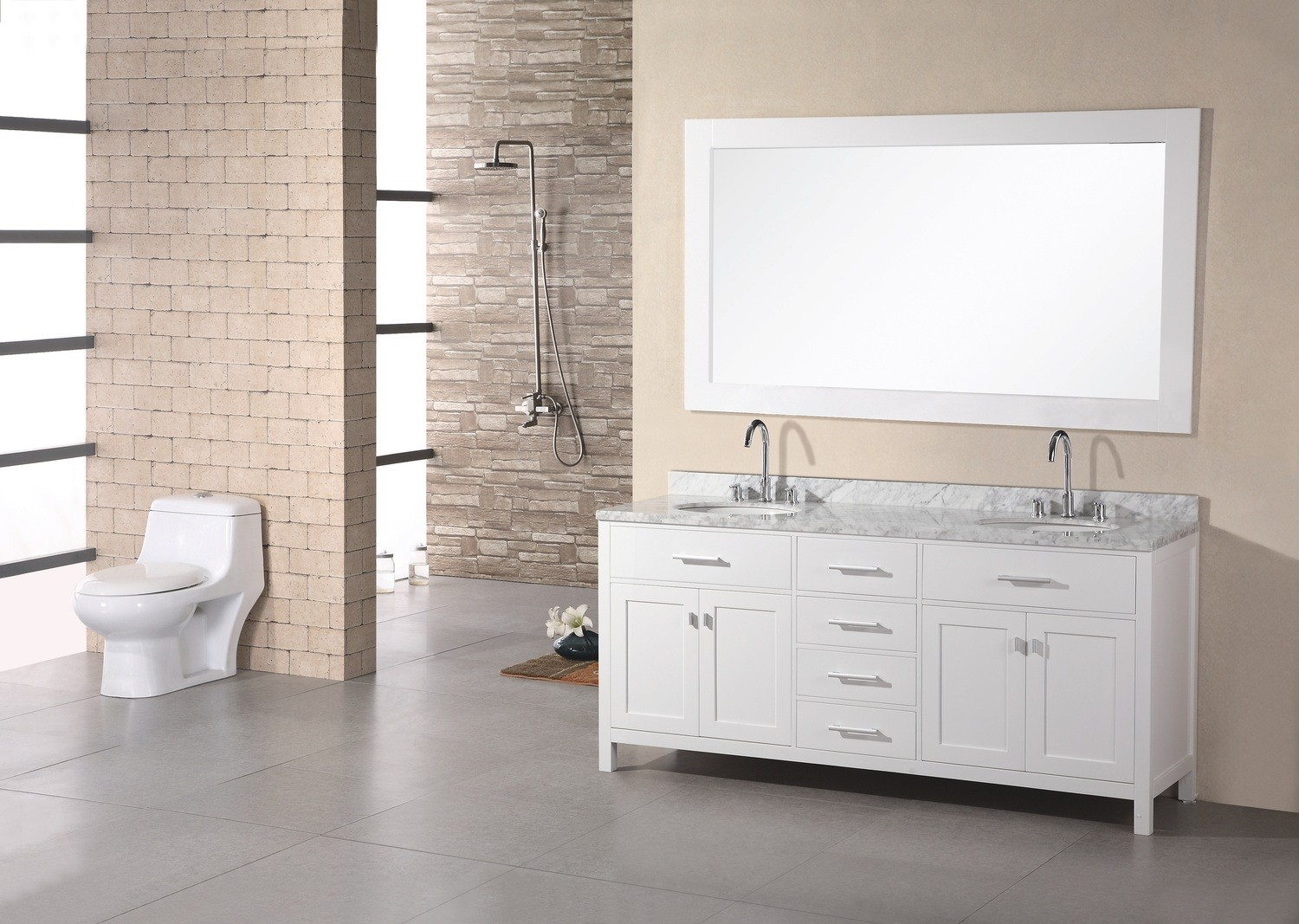 Entrancing 30 double bathroom vanities south africa for Bathroom cabinets co za